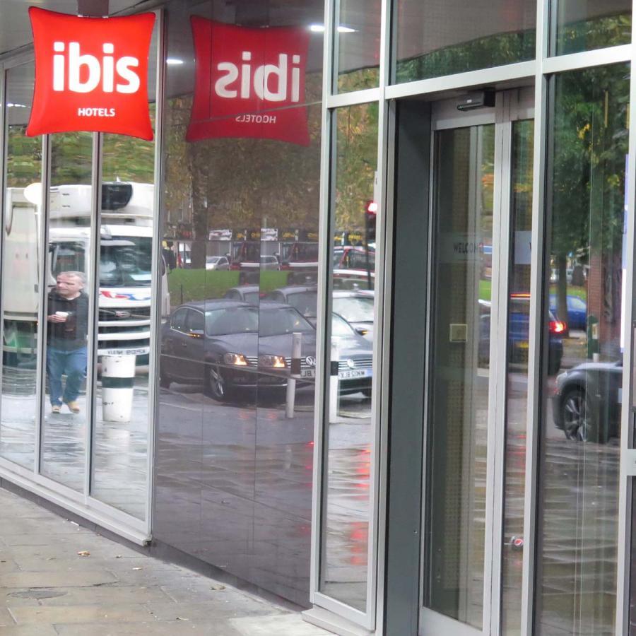 Ibis Shop Front