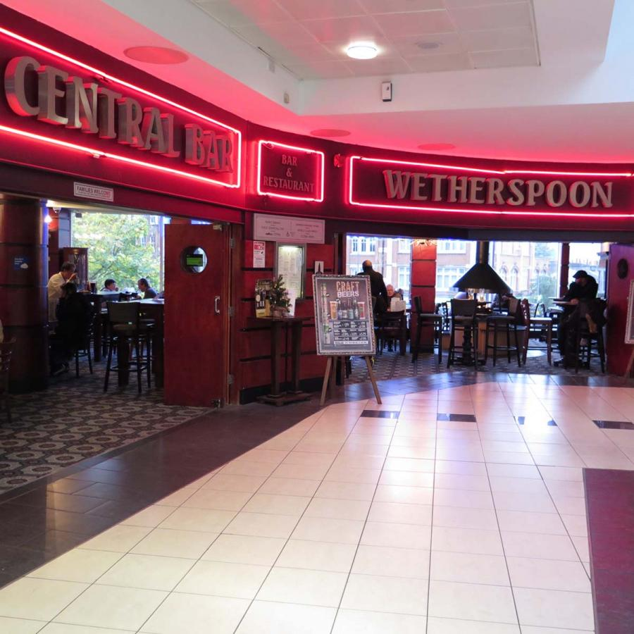 Wetherspoon Front