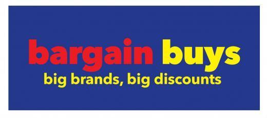 Bargain Buys logo
