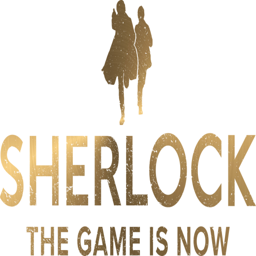 Sherlock: The Game is Now logo