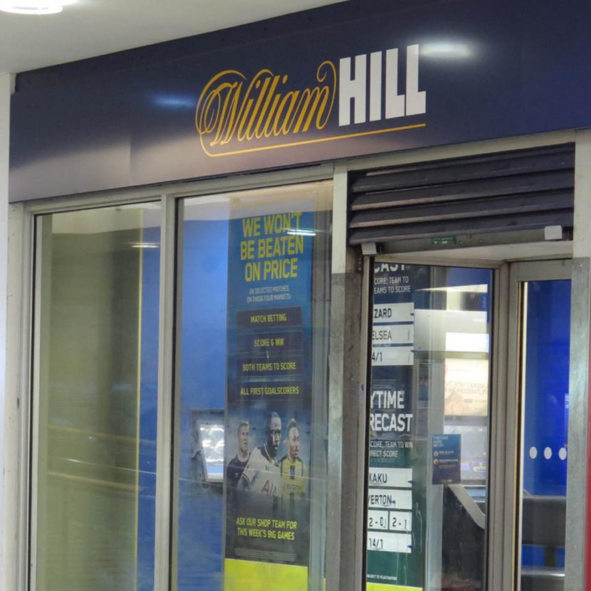 William Hill Front
