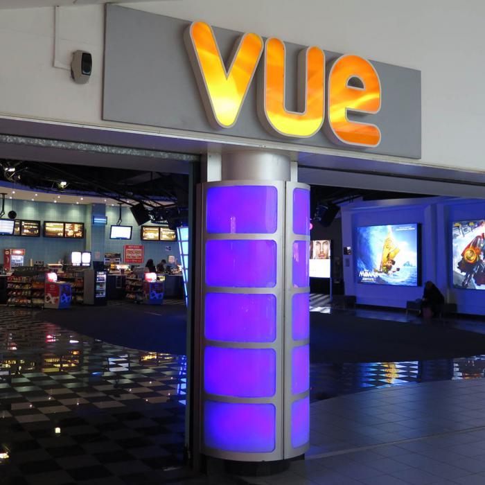 Vue Cinema West 12 Shopping Centre