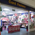 Card Factory Shop Front