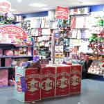 Card Factory Interior