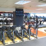 Fitness First Interior