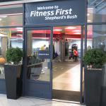 Fitness First Shop Front